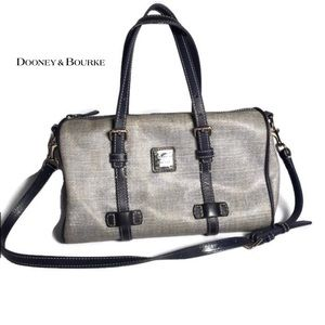 Dooney & Bourke Woven Look Purse